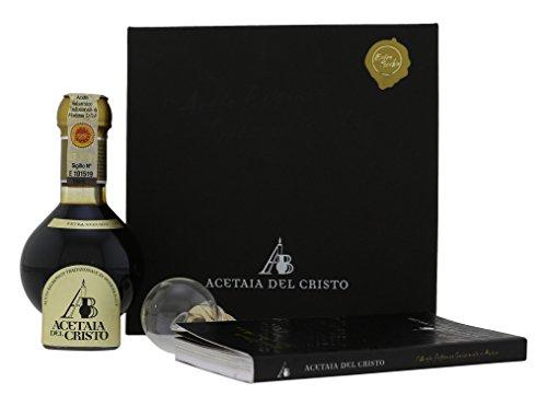 Acetaia del Cristo COF-EE+T Aceto Balsamico Tradizionale di Modena DOP Extravecchio - 100 ml