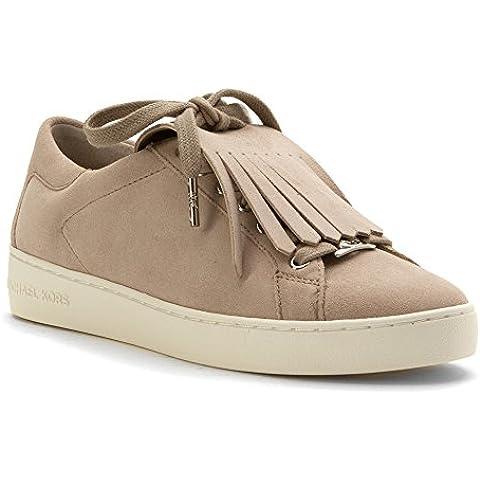 Michael Kors Zapatillas Keaton Kiltie Sneaker Cement