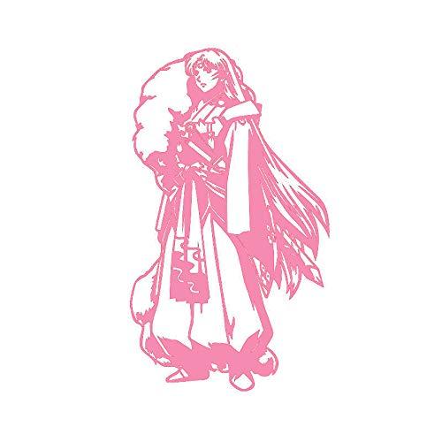 guijiumai Adesivo Anime Cartoon Adesivo per Auto Adesivo Adesivi murali in Vinile Decor Decorazioni per la casa 2 58x100cm