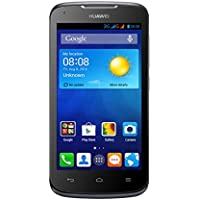 "Huawei Ascend Y520 Smartphone, Display da 4.5"", Processore Dual Core da 1.3, 4 GB, Nero"