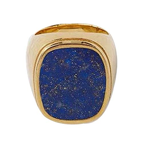 ing Fashion Gold Glossy Ladies Girls ' Aristokratische Romantische steirische Ring Temperament Ornament ()