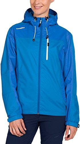 Golf Regen Kleidung (Twentyfour Damen Allwetterjacke Elbrus Blau, 42)