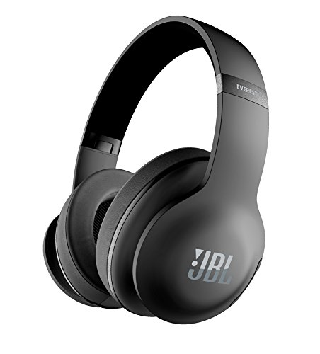 JBL Everest ELITE 700 Kabelloser Bluetooth Over-Ear Surround Kopfhörer mit NXTGen Active Noise Cancelling, Musiksteuerung und Integriertem Mikrofon - Schwarz - Kopfhörer-sound-cancelling Jbl