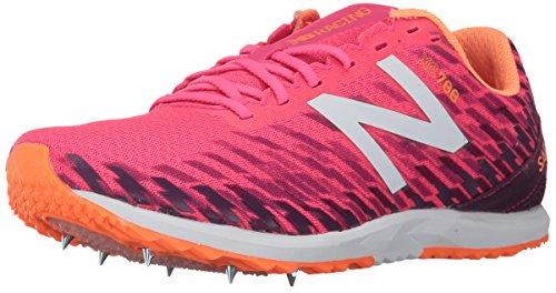 New Balance Wxcs700 B Textile/Synthetic - r Pink/Purple, Größe #:5(35) (New Balance-track-spike)