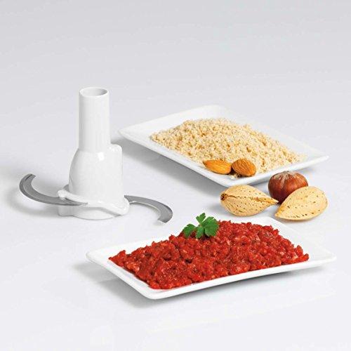comprare on line Moulinex DPA141 La Moulinette Tritatutto con Sistema di Pressione 1-2-3, Potenza 1000 W prezzo