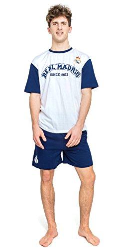 Pijama Real Madrid Adulto + REGALO Bolígrafo