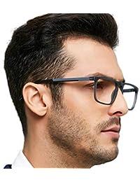 Occhiali da vista trasparenti Occhiali da vista 122905 Hibote Occhiali Cat Eye da uomo donna