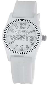 Haurex Italy Mädchen-Armbanduhr Promise G P Analog Kautschuk PW331DW1