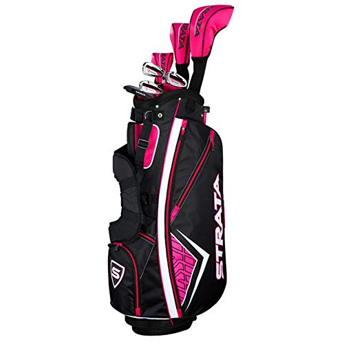 Callaway Golf 2019 Women's Strata Complete 11 Piece Package...