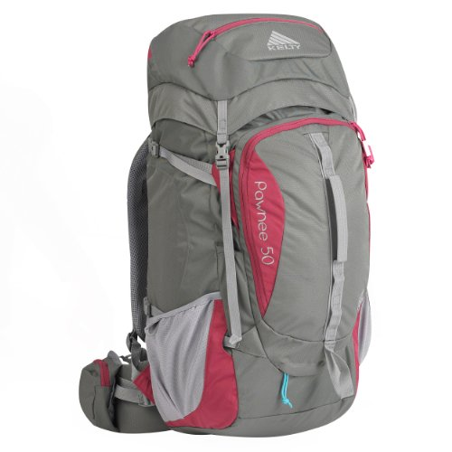 kelty-zaino-da-campeggio-pawnee-donna-grigio-sangria-61-x-40-x-11-cm