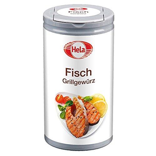 Hela Fisch Grill Gewürz (45g Dose)