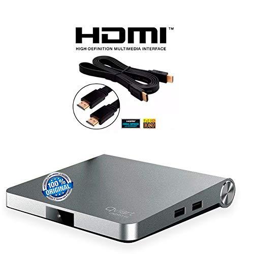 Kit CODISEL Receptor QVIART UNDRO con Cable HDMI