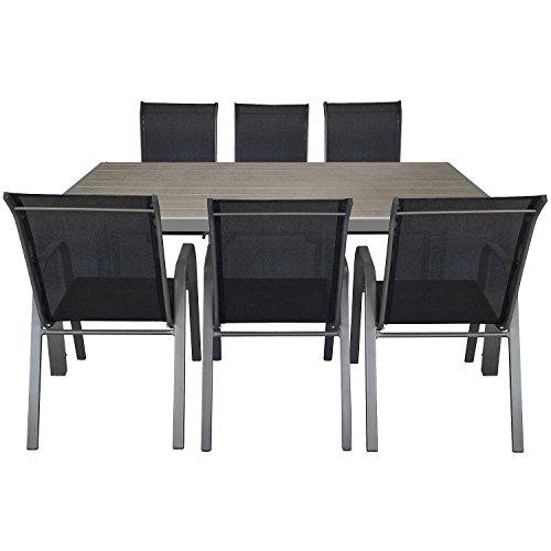 7tlg-gartengarnitur-aluminium-polywood-gartentisch-205x90cm-stapelbarer-gartenstuhl-stapelstuhl-mit-