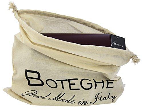 AMATA Tracolla Borse Donna Vera Pelle Cuoio Spalla Mano Moda Made in Italy Bordeaux