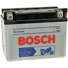 Bosch 2950029 196 Batería Bosch Yb4L B 12V para Moto Free 50 95 02