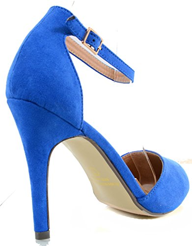 Fourever Funky , Sandales pour femme Bleu