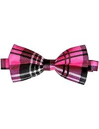 Homme Mens satin soir Cravate, toutes les couleurs