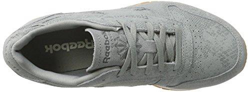 Reebok Crossfit Speed TR 2.0, Sneakers Basses Femme Gris (Flint Grey/chalk/gum)
