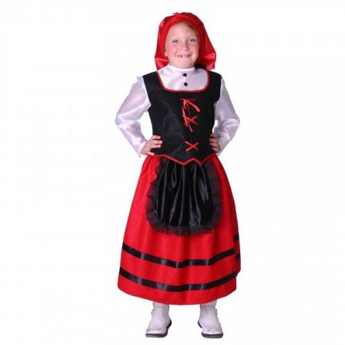 Hirten-Kostüm für Mädchen - 0 bis 3 Jahre