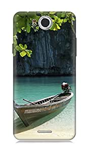 InFocus M530 3Dimensional High Quality Designer Back Cover by 7C