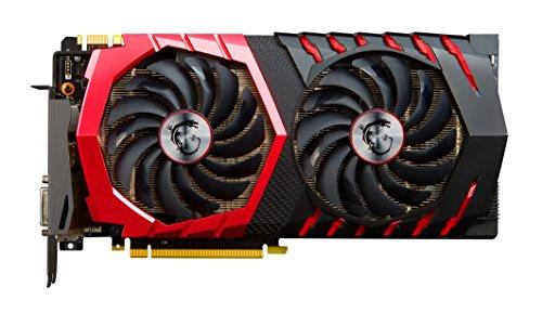 MSI GeForce GTX 1080 GAMING X+ 8G Scheda Grafica