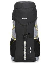 Novex Fleet 45Ltr Grey Hiking Bag