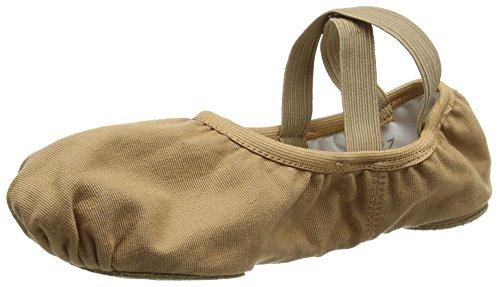 So Danca Sd16 Extra Wide, Chaussures de Danse Classique Femme Beige (Suntan)