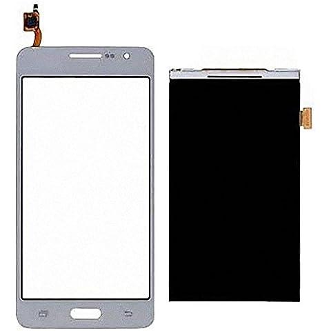 Pantalla LCD táctil de recambio con pantalla táctil de cristal para Samsung Galaxy Grand Prime G530, SM