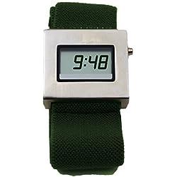 Chamaco Mens Wedge Designer Digital Watch