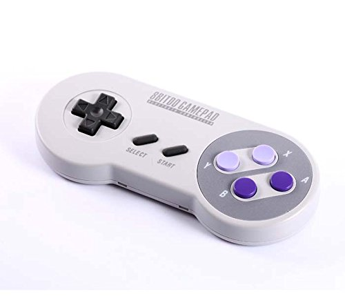 8Bitdo SN30 Bluetooth Controller for Windows, Mac OS and Android