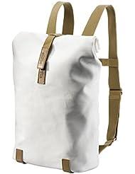 Brooks Pickwick Canvas Small Backpack Rucksack Leder Segeltuch Fahrrad Büro Modern Retro Urban, BB022A072