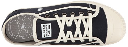 G-STAR RAW Herren Rovulc HB Low Sneakers Blau (dark navy 881)