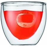 Bodum Pavina Double Wall Espresso/Shot Glass - Set of 2