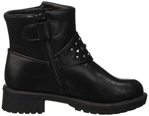 Lumberjack Sweet, Baskets Hautes Fille Nero (Cb001 Black)
