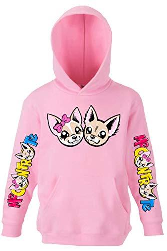 Kira E Ray 100% Cotone Abbigliamento E Accessori T-shirt Maglietta Dei Me Contro Te Sofi E Lui Bambino: Abbigliamento