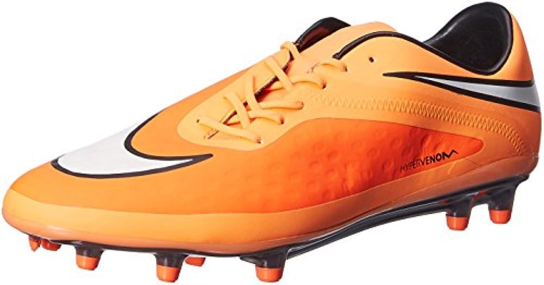 outlet store 7bae3 b68f2 Nike Hypervenom Phatal FG, Scarpe da Calcio Uomo   Colori vivaci    Maschio Ragazze