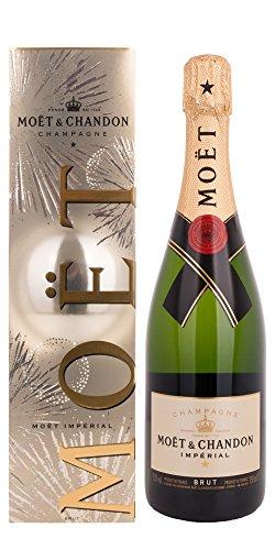 Moët & Chandon Brut Limited Edition Champagner mit Geschenkverpackung (1 x 0.75 l)