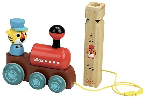 Vilac Vilac7715 - Juguete para Trenes con Silbato