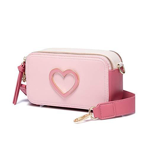 l Shoulder Bag Teenage Korean Camera Bag Handtasche ()