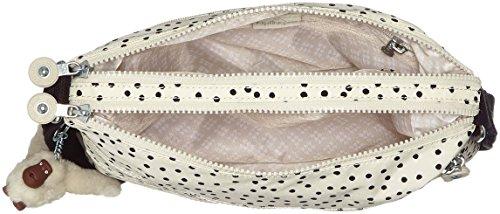 Kipling Damen Alvar Umhängetasche, 33 x 26 x 4.5 cm Soft Dot