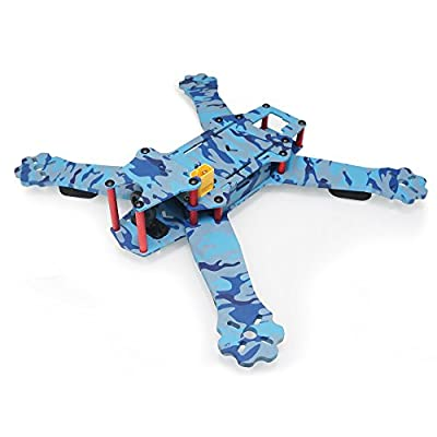 ARRIS C250 V2 250mm FPV Racing Drone RC Quadcopter Unassembled Frame Kit