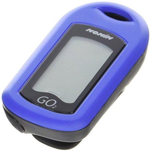 Nonin 9570-b-en GO2Pulsoximeter Blau - Nonin Pulsoximeter