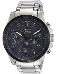 Tommy Hilfiger Analog Grey Dial Men's Watch-TH1791564