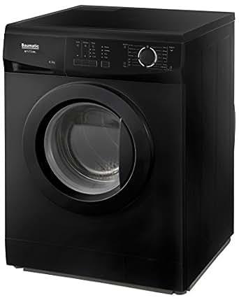 Baumatic Vented Tumble Dryer Black 6kg (336033)