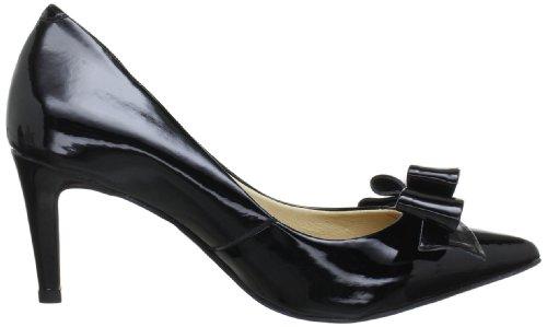 Buffalo 22103-935 Patent Pu, Escarpins femmes Noir (Black Patent)