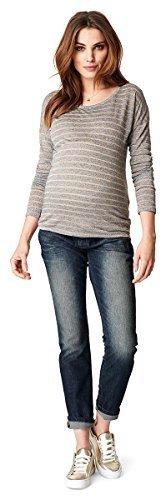 NOPPIES Damen Jeans Umstandsjeans Robin Boyfriend-Schnitt dekorative Coin-Pocket 70602 M