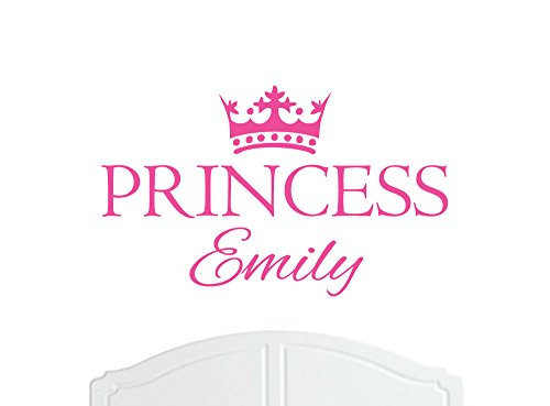 crown-princess-emily-large-wall-sticker-vinyl-decal-bed-room-nursery-art-girl-baby-choice-of-size-an