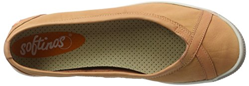 Softinos Damen Ilma Slipper Rosa (Salmon)