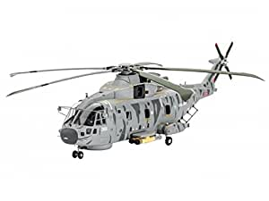 Revell - 04907 - Maquette D'aviation - Eh-101 Merlin Hma,1 - 161 Pièces
