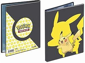 Ultrapro-Pokèmon Ultra Pro Pikachu 2019 4-Pocket Portfolio